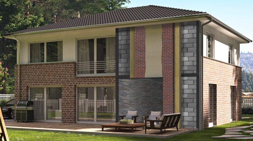 Монолитно-блочное строительство домов