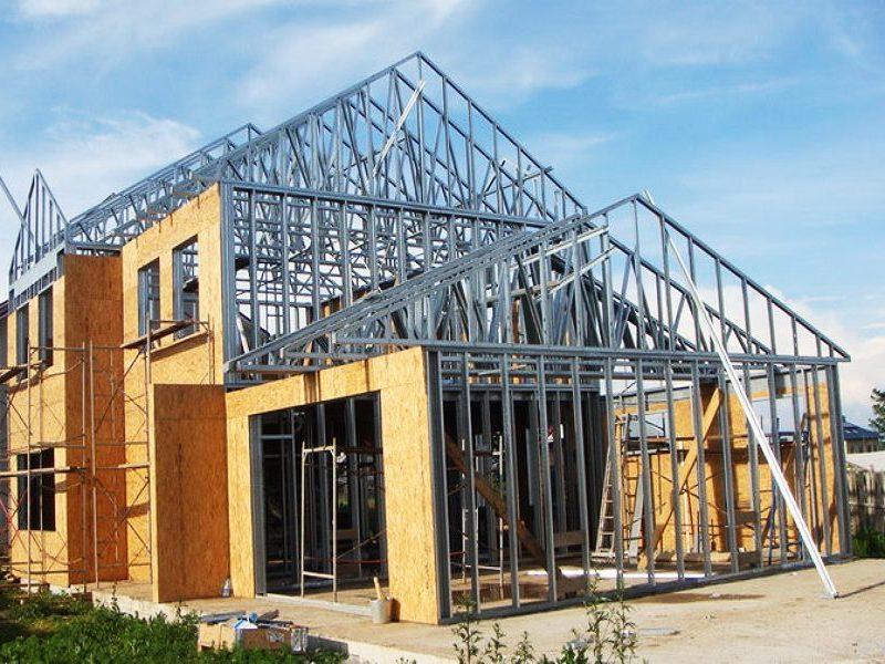 Каркасное строительство домов в Сочи