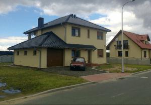 Двухэтажный дом с гаражом и кабинетом 163 кв.м