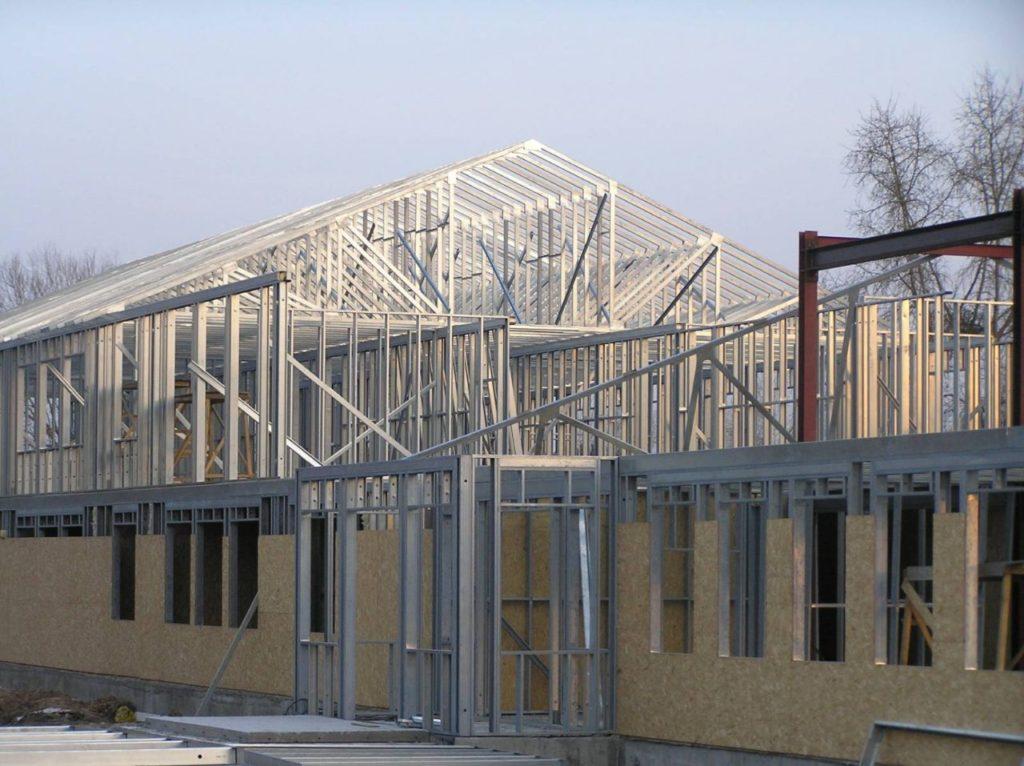 Что такое каркасное строительство?
